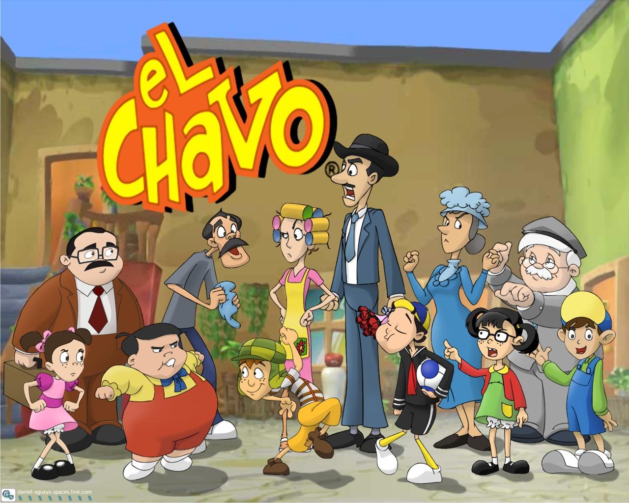El Chavo Del Ocho Animado