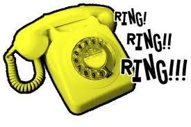 Ring ring suena el telefonito en solo para ti radio