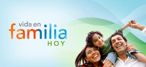 <b>¨Vida En Familia Hoy¨…El Programa Que Toda La Familia Latinoamericana Esperaba…</b>