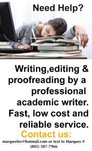 LA Proofreading and Tutoring Company