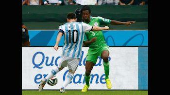 messi argentina nigeria soloparatiradio