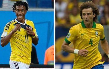 brasil colombia mundial