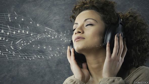 Qué es ese escalofrío que se siente al escuchar música radio