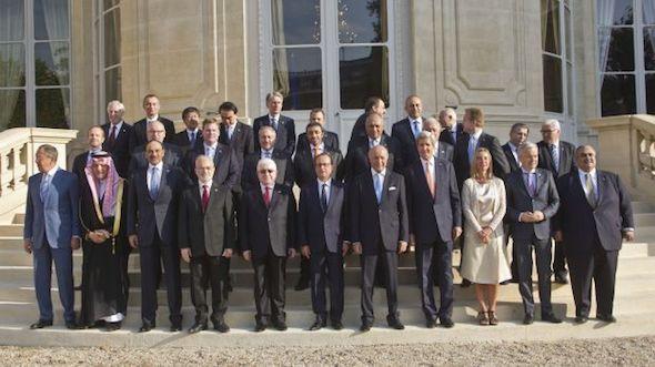 Treinta países forman la coalición contra el Estado Islámico