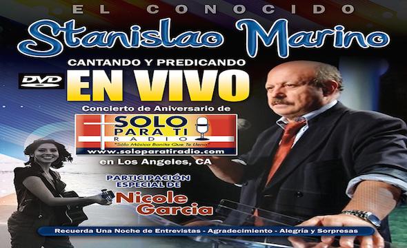 <b>El DVD Del Concierto Con Marino, Ya Puedes Ordenarlo Aquí</b>