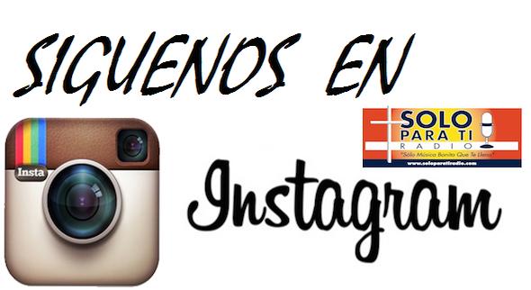 <b>@Solo Para Ti Radio, ya está en Instagram&#8230;síguenos aquí</b>
