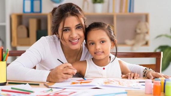 Equivocarse es una oportunidad para nuestros hijos de fortalecer su confianza y aprender nuevas habilidades. (Foto: Shutterstock)