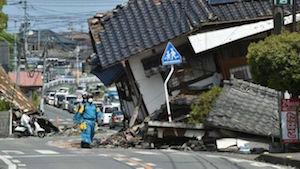¿Están Conectados Los Terremotos De Ecuador y Japón? 2