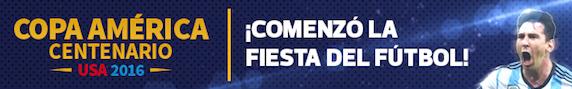 Banner Copa America Centenario