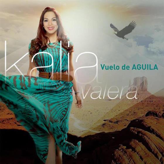 Vuelo de Aguila, El Nuevo Disco de Kalia Valera