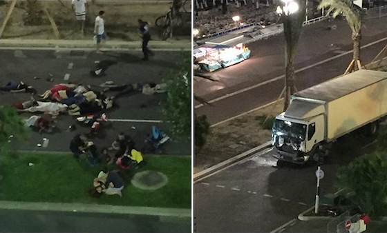 Ataque Terrorista En Niza Deja Al Menos 84 Muertos