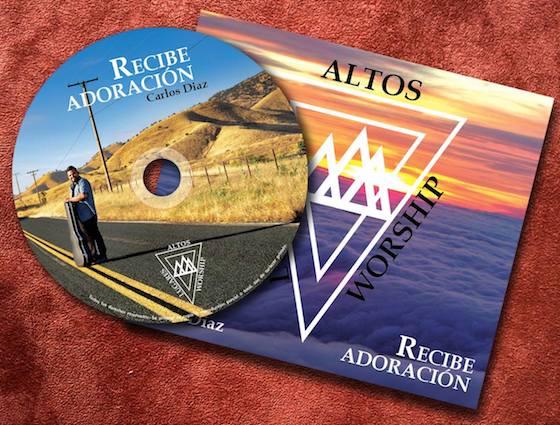 40 Dias CD Cover